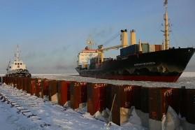 Арктический порт Сабетта